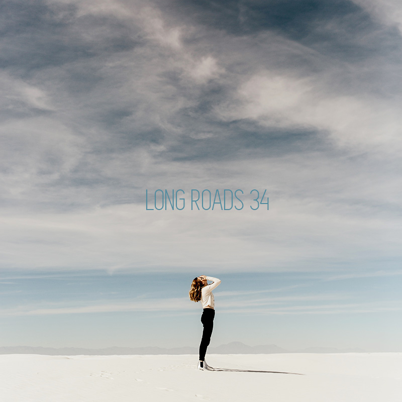 Long Roads Episode 034 Front Cover